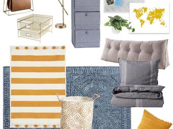 Dorm Room Design Ideas