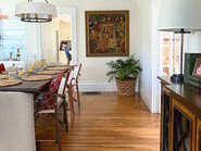 Before and After: Open Concept Living and Dining