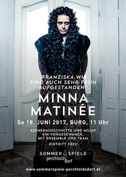 Matinée Plakat