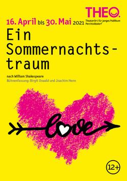 Ein Sommernachstraum - THEO Postkarte 20/21