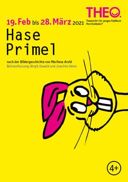 Hase Pirmel - THEO Postkarte 20/21