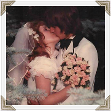 Wedding Kiss July 7, 1973
