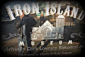 IRON ISLAND MUSEUM