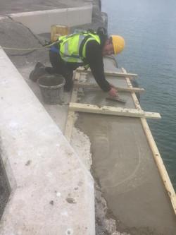 Seawall Repair 2
