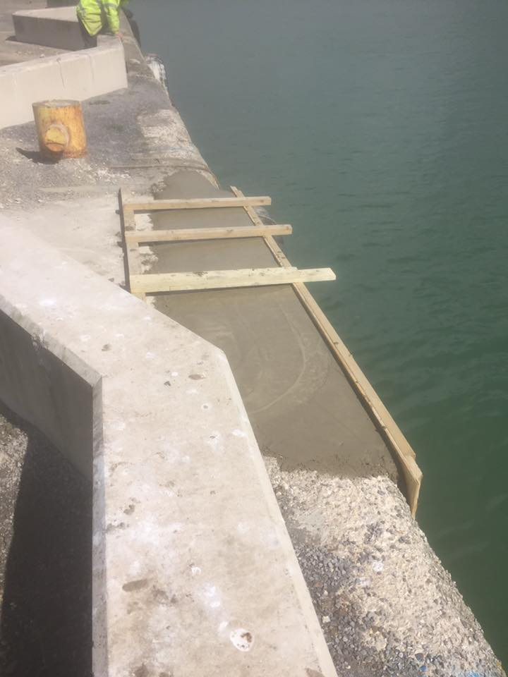 Seawall Repair 3
