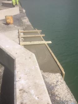 Seawall Repair 3