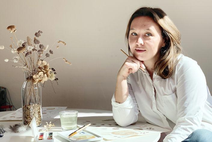 Art-Designer and creator Stream of Dreams Design