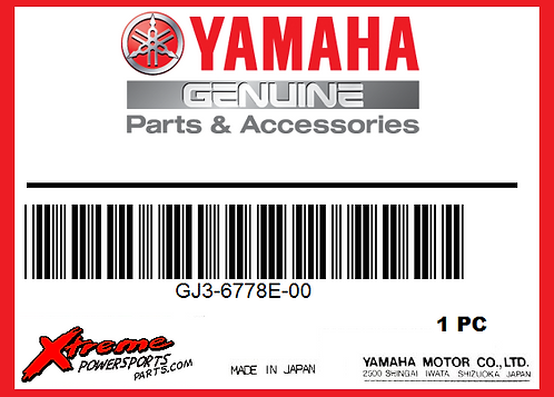 Yamaha GJ3-6778E-00-00 PACKING,OIL FILLER