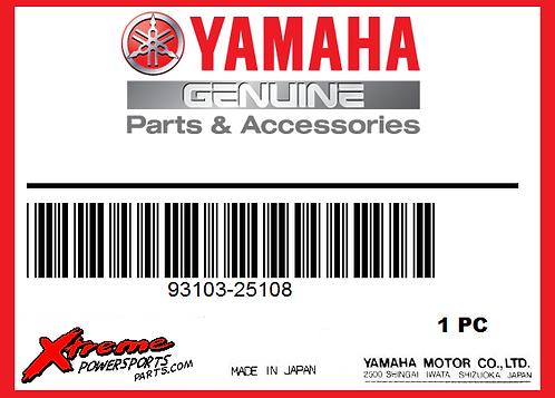 Yamaha 93103-25108-00 - OIL SEAL