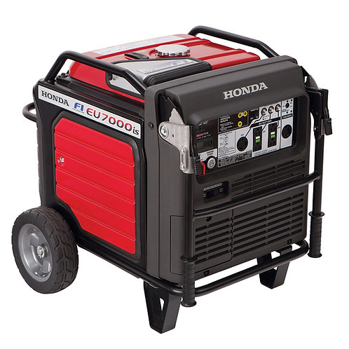 Honda EU7000iS - Mobile Power Station