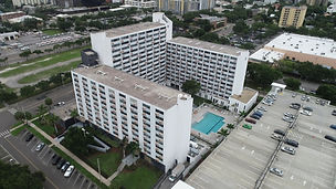 drone building inspections tampa, asset management tampa, aerial surveying tampa