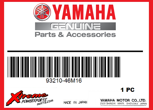 Yamaha 93210-46M16- O-RING