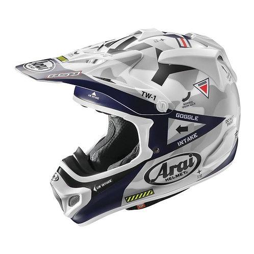 Arai VX Pro 4 Navy Helmet