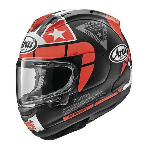 Arai Corsair X Vinales 2018 Helmet