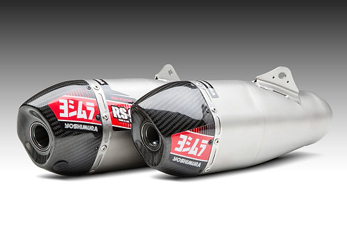 YOSHIMURA Signature RS-9T Full System SS-SS-CF CRF450R