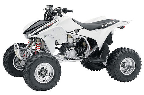 HONDA TEST ITEM ATV TRX450R 2005-2014 Original Exhaust