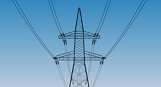 Tampa power line inspection