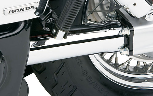 Cobra Drive Shaft Cover Chrome Valkyrie, AERO, PHANTOM, 750