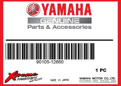 Yamaha 90105-12660-00 - BOLT, FLANGE