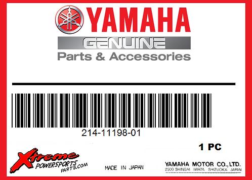 Yamaha 214-11198-01-00 - GASKET