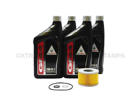 2006-2019 Honda Rincon 680 TRX680 FA FGA GPScape 4X4 Camo OEM Oil Change Kit