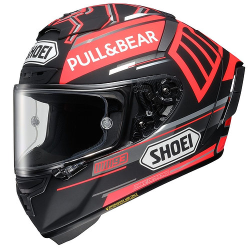 Shoei X-14 Marquez Black Helmet