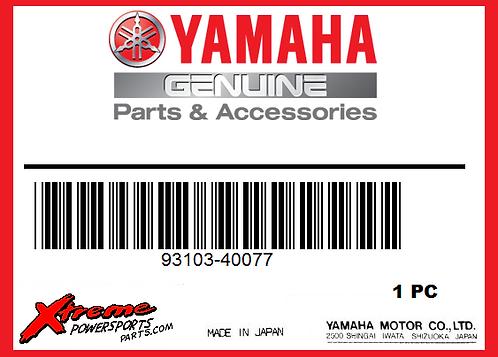 Yamaha 93103-40077-00 - OIL SEAL