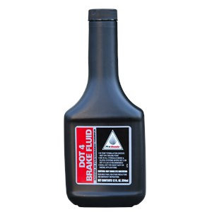 HONDA DOT 4 BRAKE FLUID 12oz