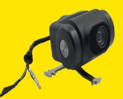 DJI Spark 2 Axis Gimbal Camera Assembly