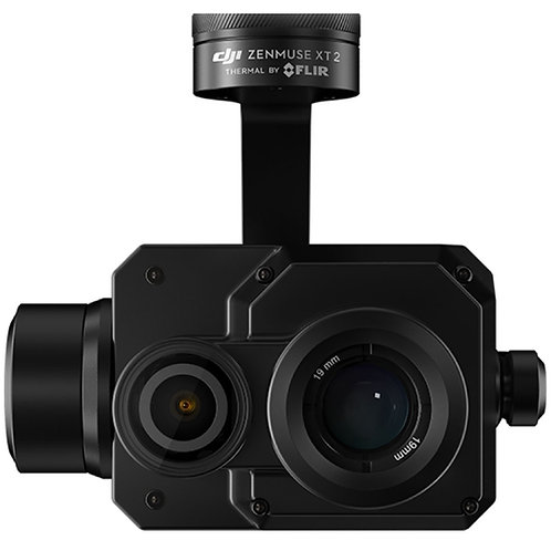 DJI FLIR Zenmuse XT2 Thermal Camera - 336x256 30Hz 9mm