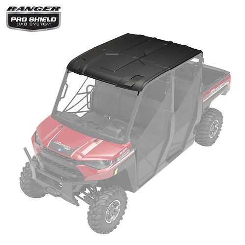 Polaris Ranger Sport Roof Crew - Poly - Black  (STORE PICKUP ONLY)