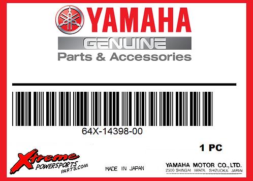 Yamaha 64X-14398-00 GASKET