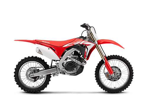 2017 Honda CRF450R Test Item