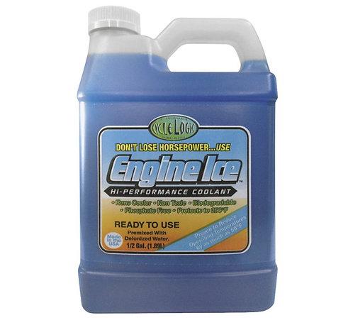 Engine Ice Coolant 1/2 Gallon