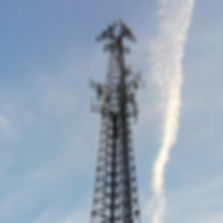 Cell phone tower inspection