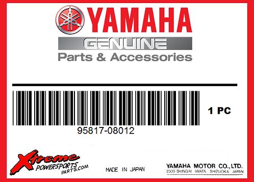 Yamaha BOLT FLANGE 95817-08012