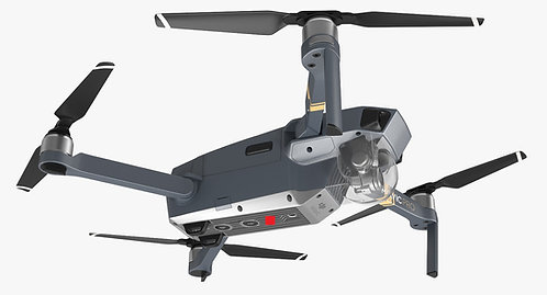 DJI Mavic Pro Lower Cover Replacement Service