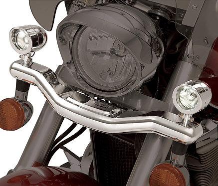 Show Chrome Accessories 55-122 Mini Contour Driving Light Kit VTX / Valkyrie