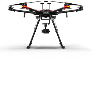 DJI M600 Pro XT2 Thermal (Infrared) Weather Proof Drone Combo