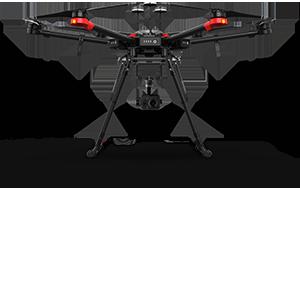 DJI Thermal Drones Mavic 2 Enterprise Advanced