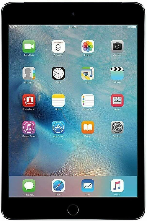 Apple iPad Mini 4 128GB Wi-Fi - Gold, Space Gray