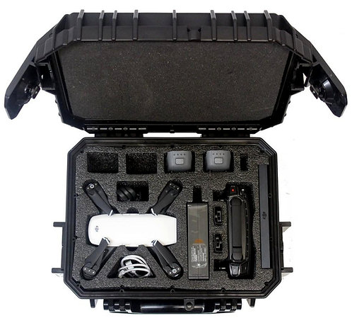 CUSTOM 400 SERIES CASE FITS THE DJI SPARK AND ACCESSORIES
