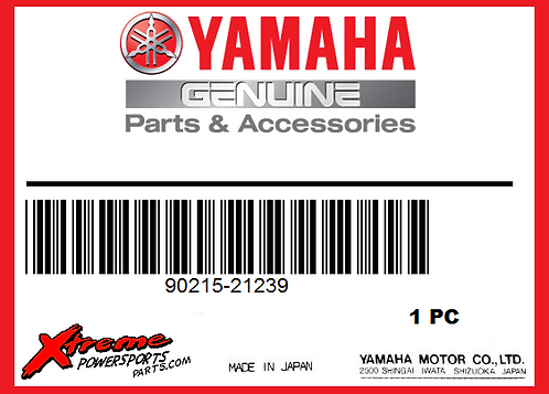 Yamaha 90215-21239-00 - WASHER LOCK