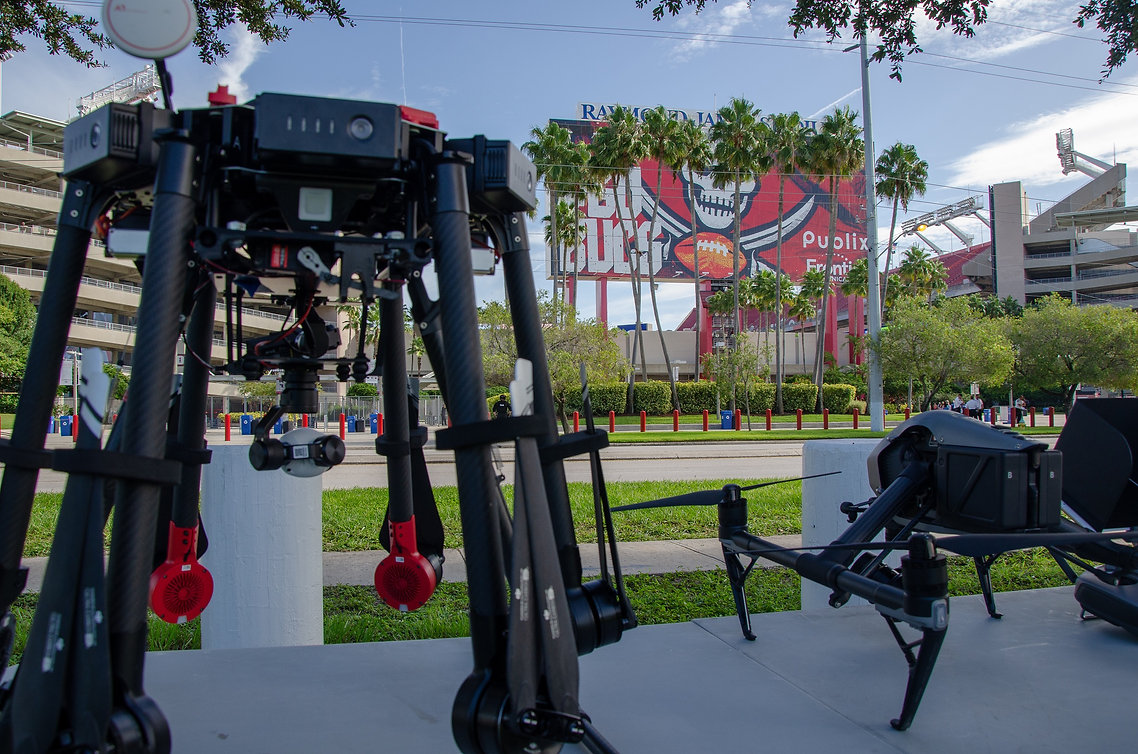 CUSTOM DRONES TAMPA FLORIDA