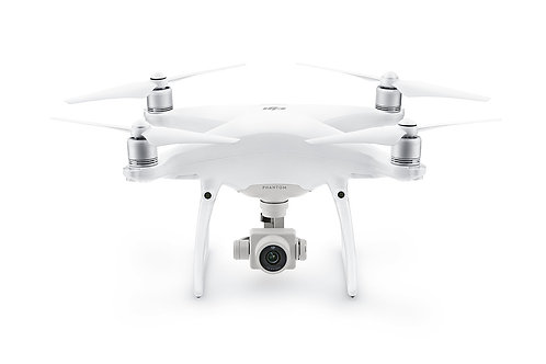 "DJI Phantom 4 Pro+ - 20MP Camera, 4K Video - Includes 5.5"" Screen"