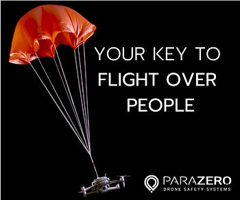 How to get waiver to fly over people Tampa.