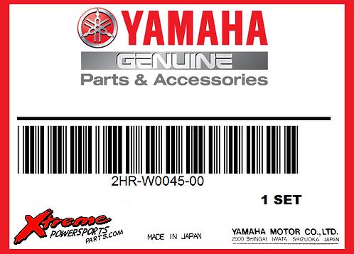 amaha 2HR-W0045-00 Brake Pad Kit