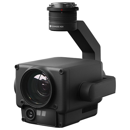 DJI Zenmuse H20 Camera - Triple-Sensor Solution