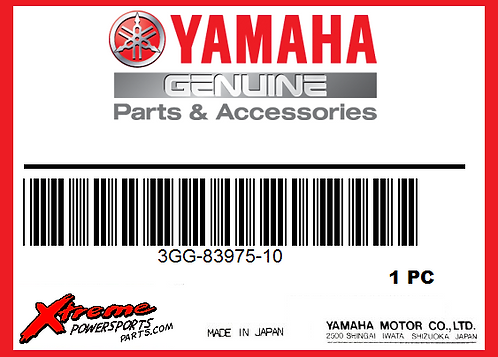 Yamaha Superseded by 3GG-83975-19-00 - SWITCH, HANDLE 2
