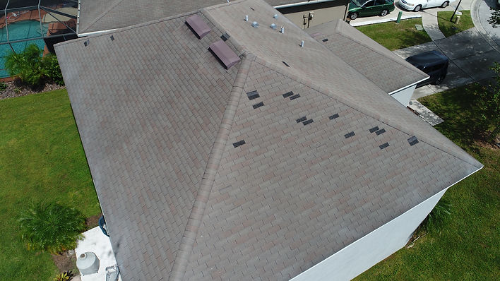 Tampa Florida drone roof inspection drones